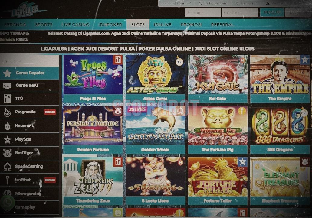 Game Slot Online Terbaik untuk Android 2020 Terbaru